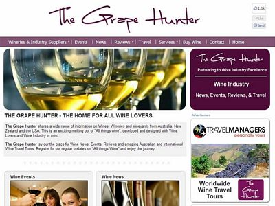 The Grape Hunter