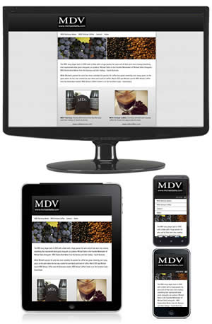 Desktop Tablet and Mobile Ready Websites